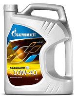 Моторное масло GAZPROMNEFT STANDART 10w40 5 литров