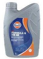 Моторное масло GULF Formula G 5w40 1 литр