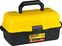 """Ящик STAYER """"MULTY TRAY"""" пластиковый, раскладной для инструмента, 400x205x190мм (16"""")"""