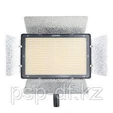 Светодиодная панель на камеру YN-1200 LED 3200-5500K в комплекте (4 аккум. Jupio np-f 750 и зарядник)