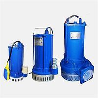 Насос для грязных вод поплавковый погружной ГНОМ 10-6 220В Д с датчиком уровня