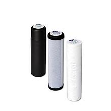 Комплект картриджей Ecosoft PACK-2 (угольный CHV3E)
