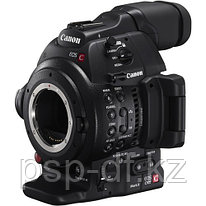 Canon EOS C100 Mark II + доп. аккум. Jupio for Canon BP-955