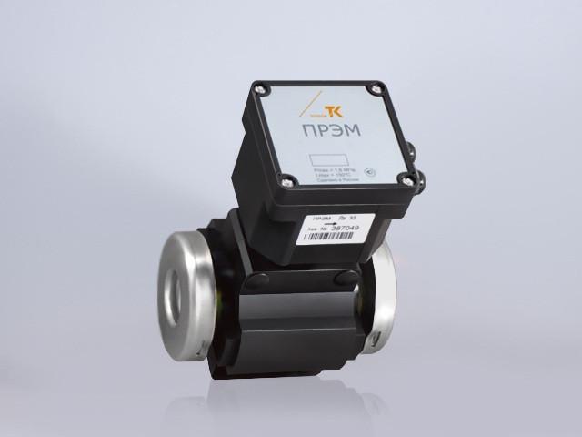 Преобразователь расхода электромагнитный ПРЭМ, Dy 32 мм, Qmin 0,2 м3/ч
