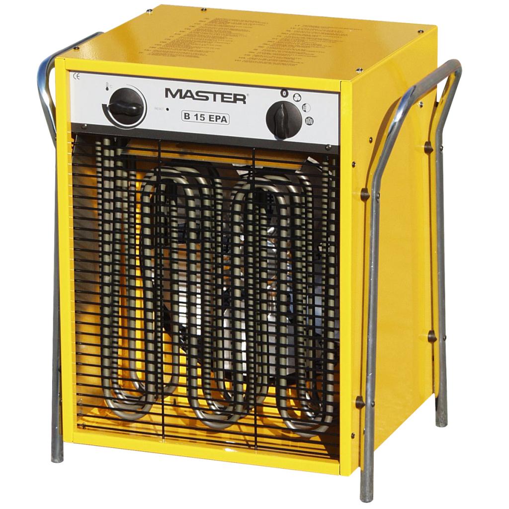 Электрический нагреватель Master B 15 EPB 380B