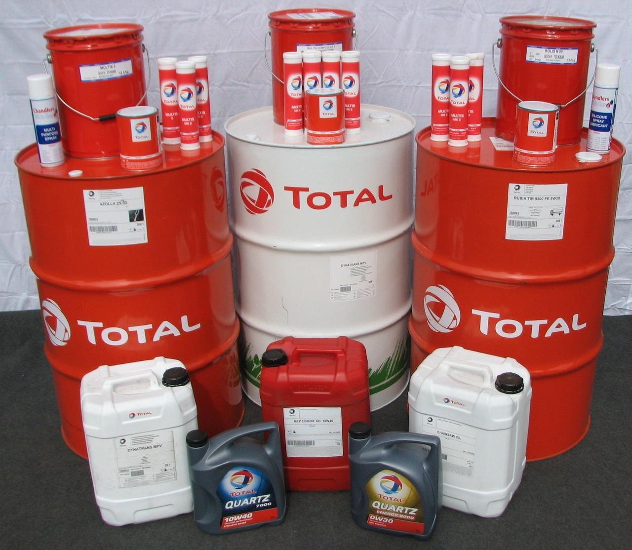 Трансмиссионное масло Total TRANSMISSION AXLE 7 85W140 208л. для Мостов, Раздаток, МКПП
