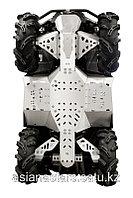 Алюминиевая защита днища Yamaha Grizzly 2014-