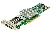 Двухпортовый сетевой адаптер AOC-S40G-i2Q