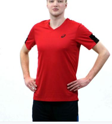 Форма волейбольная SS TEE INDOOR 2