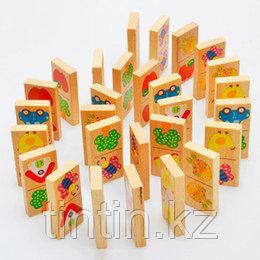 Детское деревянное Домино , фото 2