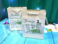 Бумажный пакет в Алматы