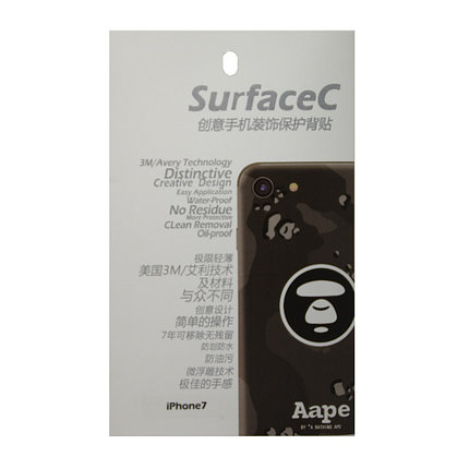 Виниловые Наклейки SurFaceC 11 iPhone 7 Plus, фото 2
