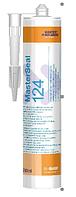 MasterSeal 124 - Силиконовый санитарный герметик