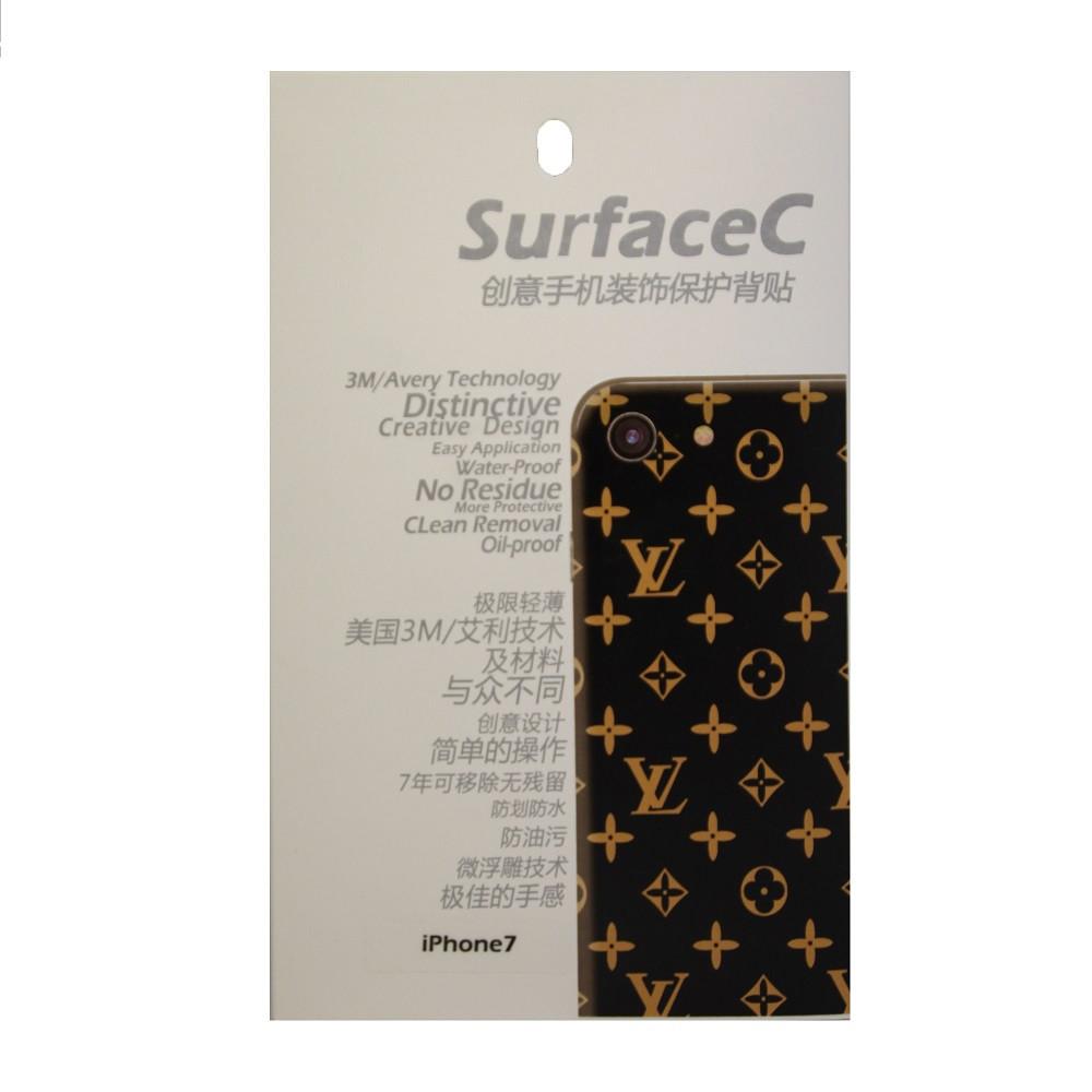 Виниловые Наклейки SurFaceC 3 iPhone 6S, 6