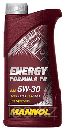 Моторное масло MANNOL Energy Formula FR 5w30 1 литр