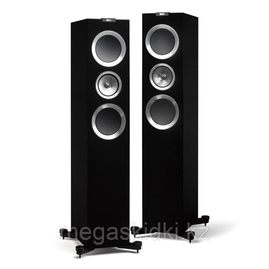 Напольная акустика KEF R700 черный лак