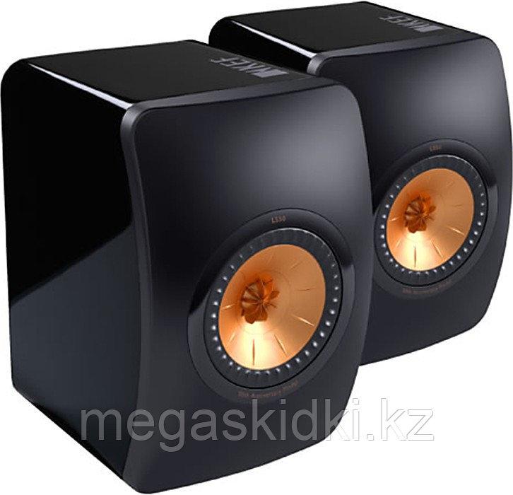 Полочная акустика KEF LS50 матовый черный