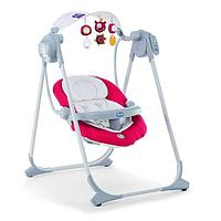 Chicco: Кресло-качалка Polly Swing Up Paprika крас. 811143