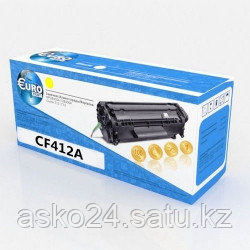Картридж HP CF412A (№410A) Yellow для CLJ M377/M452/M477 (2,3K) Euro Print