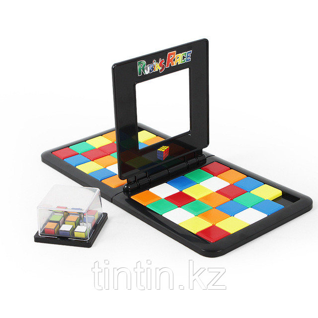 Настольная игра - Гонка Рубика (Rubiks Race), YT011
