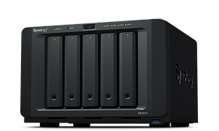 Synology DS1517+(2GB) 5xHDD NAS-сервер СХД Алматы
