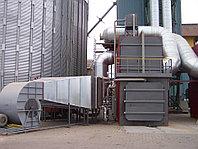 Тепловой генератор на твердом топливе для сушилки BPA 3000В, фото 1