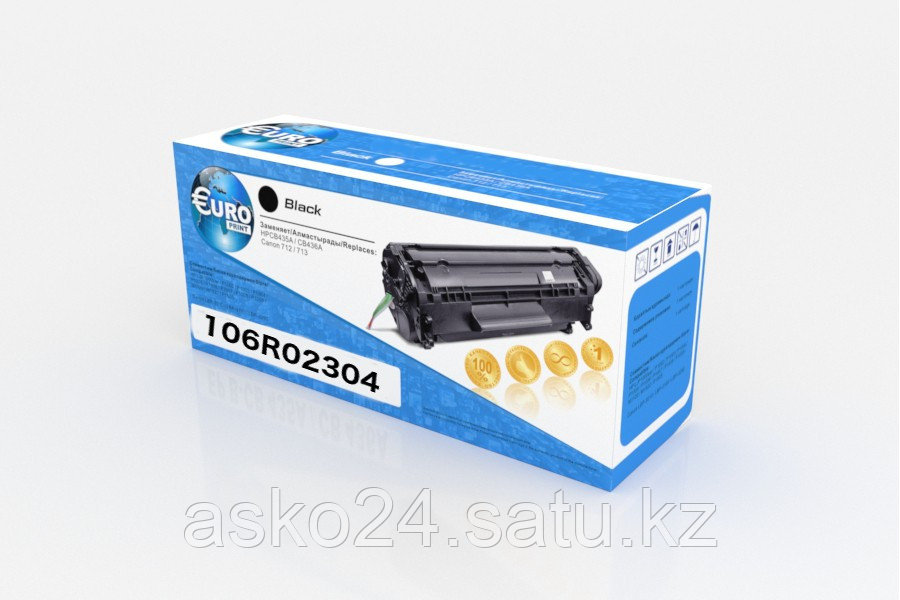 Картридж Xerox 106R02304 for Xerox Phaser 3320  5K Euro Print