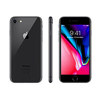 IPhone 8, 64 Гб, серый космос