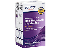 EQUATE MINOXIDIL 2%