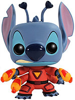 "Фигурка ""Лило и Стич – Стич"" (#125 Disney Lilo & Stitch – Stitch Experiment 626 Spacesuit Pop! Vinyl Figure), фото 1"