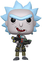 "Фигурка ""Рик и Морти – Рик"" (#172 Rick and Morty – Weaponized Rick Chase Limited Edition Pop Vinyl), фото 1"