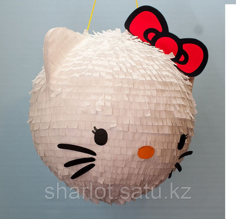 Пиньята Hello Kitty