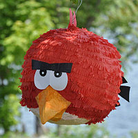 Пиньята Angry Birds Red