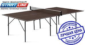 Влагостойкий теннисный стол Start Line Hobby Outdoor