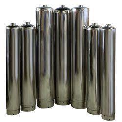 Нержавеющий корпус фильтра Aquapro SS304-1665 D40.6xH165, фото 2