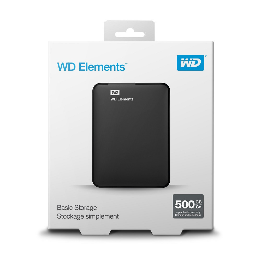 Внешний Жесткий Диск WD 500GB