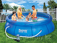 Надувной круглый бассейн Bestway, фото 1