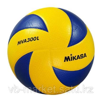 Облегченный волейбольный мяч MIKASA MVA300 L, фото 2