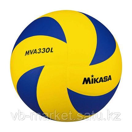 Облегченный волейбольный мяч MIKASA MVA330L, фото 2