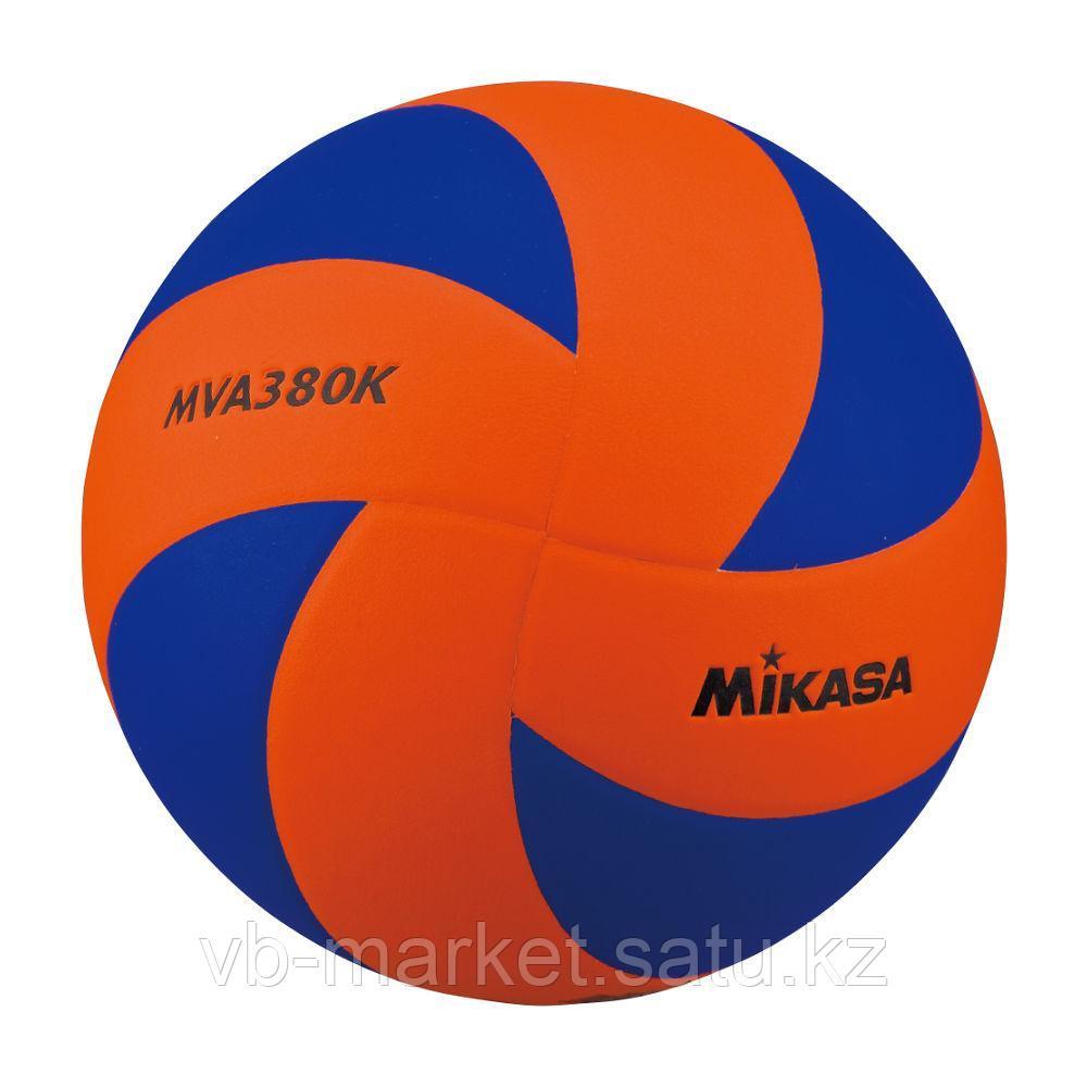 Волейбольный мяч MIKASA MVA 380 K-OBL