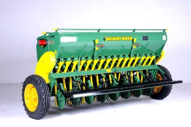 Зерновая сеялка 34 ряда 125 мм BOZKURT