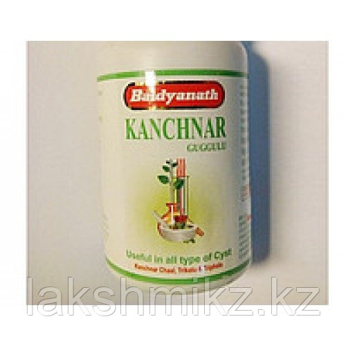 Канчанар гуггул baidyanath