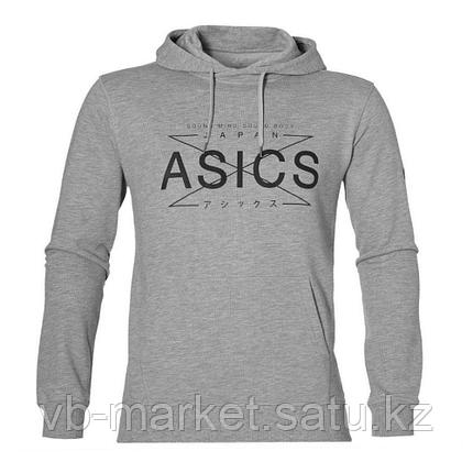 Толстовка ASICS GRAPHIC HOODY, фото 2