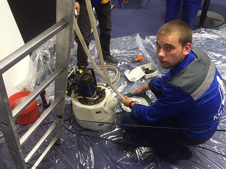 Химическая неразборная чистка пластинчатых теплообменников, котлов и радиаторов, фото 2