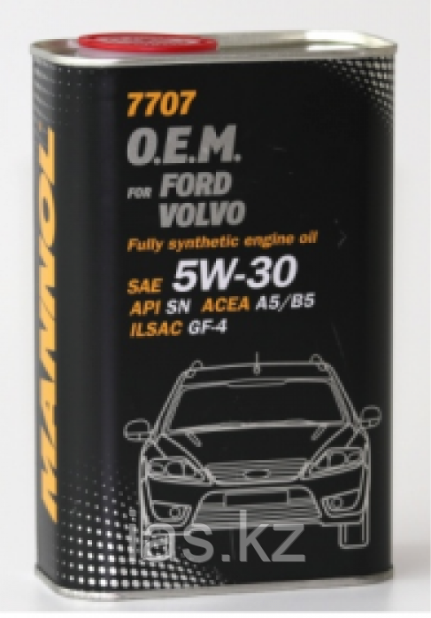 Моторное масло MANNOL O.E.M. for Ford Volvo 5W30 1 литр