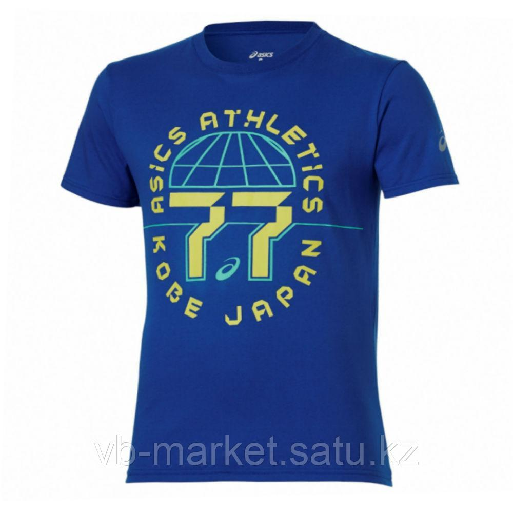 Футболка ASICS TRAINING GRAPHIC SS TOP