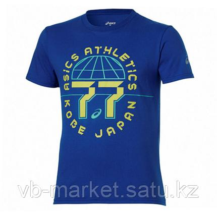 Футболка ASICS TRAINING GRAPHIC SS TOP, фото 2