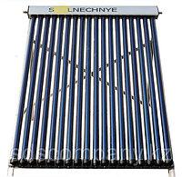 Солнечный водонагреватель с объемом бака 150 л, с одним теплообменником, 18 трубок, сплит-система, фото 1
