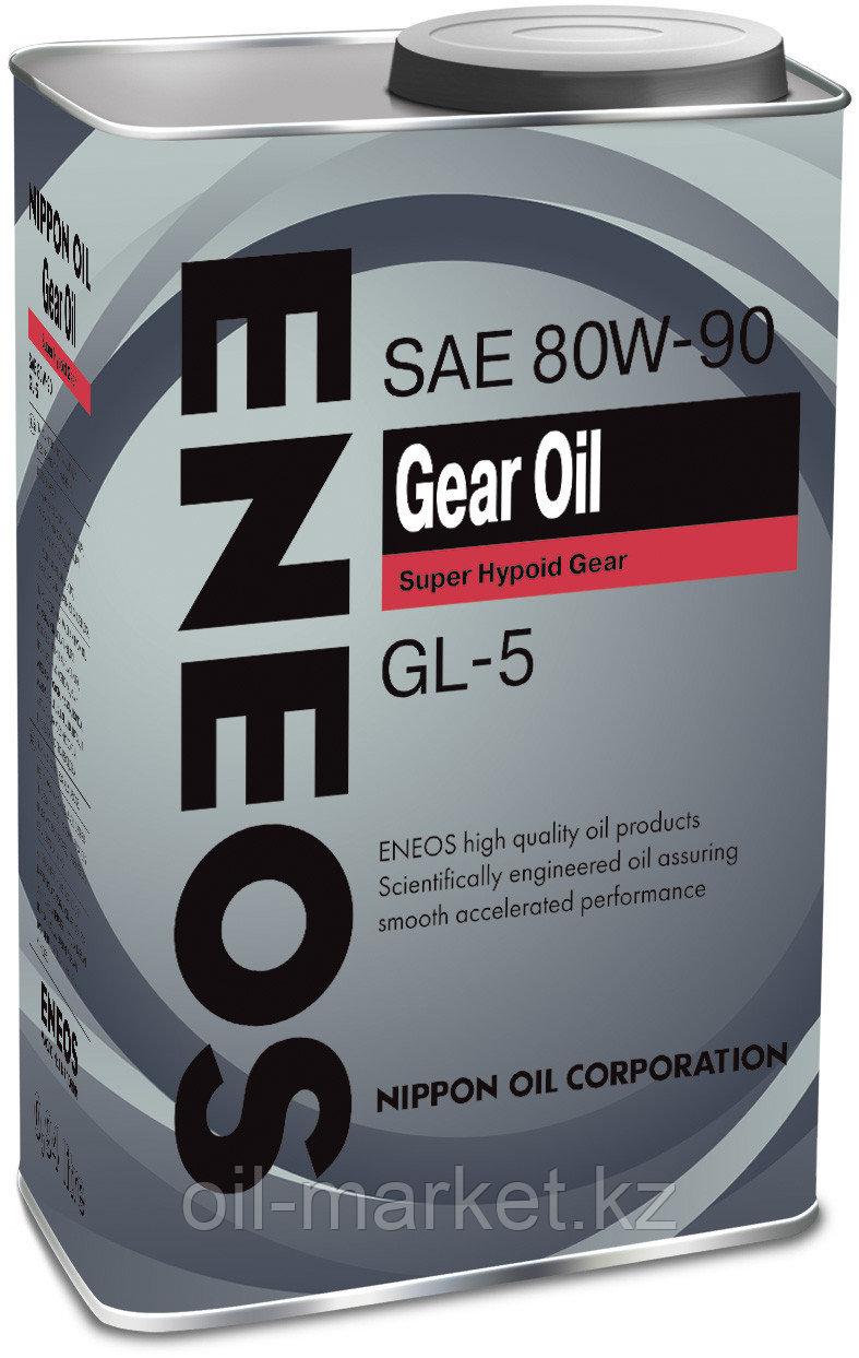 Трансмиссионное масло ENEOS GEAR OIL GL-5 80W90 0,94 л