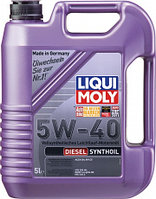Моторное масло LIQUI MOLY DIESEL SYNTHOIL 5W-40 5л